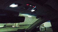 吉利几何A车内照明灯换用触控开关