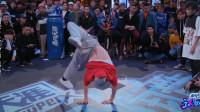 《这就是街舞2》真正的大招在这里!N个空中大回环,看地板舞者Battle炸裂瞬间!太精彩了
