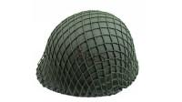 日军头盔上为何总要罩一张网?拯救数万士兵,这个作用很关键