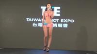 台湾模特大赛泳装秀,超模明艳动人,一出场就是主角!