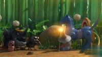 爆笑虫子:神奇的一幕出现了,现在的虫子们都成精了吗?