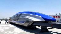 国产新一代列车青岛下线,时速高达600公里,会取代我们高铁吗?