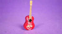 创意手工 如何用可乐罐手工DIY神奇的迷你吉他?