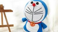 拜托了毛线【第4期】钩针编织哆啦A梦零基础视频教程钩针玩偶(上半部分)