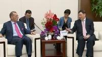 中以(上海)创新园建设推进会在桃浦智创城举行 首批入驻企业和合作机构今天签约 东方新闻 20190526 高清版