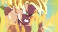 七龙珠:孙悟空变身超级赛亚人五,白发悟空霸气登场,看头发定胜负!