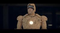 自制特效:一场粉笔之战大开脑洞,钢铁侠的盔甲都用上了!