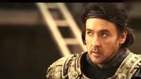 天将雄狮 城墙修筑完毕 霍安带头高歌与罗马大将竟化敌为友 人们都在欢呼。