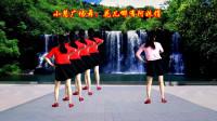 小慧广场舞《花儿哪有阿妹俏》最新时尚大摇大摆32步,附教学