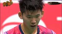 2019羽毛球苏迪曼杯决赛中国VS日本第一场男双 李俊慧/刘雨辰2-0获胜