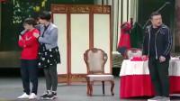 """欢乐喜剧人5:贾冰闺女""""小鸟依人""""讨好男朋友"""