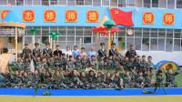国防教育  2019年5月24日  走进鲁山一幼展演活动