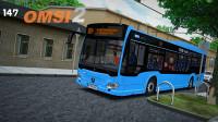 巴士模拟2 伍珀塔尔 v1.0.3 604路 小巷偶遇 OMSI2