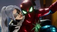 老戴《漫威蜘蛛侠 DLC》03 黑猫篇 下 并肩作战【最高难度】