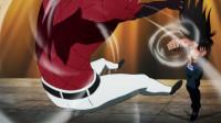 一拳超人第二季09集,水龙真有两下子,一般怪人难以伤到他