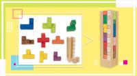 挑战俄罗斯立体方块闯关游戏 谁是最厉害的空间大师?