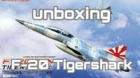 SH182 F-20 虎鲨 48比例 Freedom套件 开盒