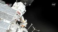 """来自太空的生日祝福! 俄宇航员祝福""""太空行走第一人""""生日快乐"""