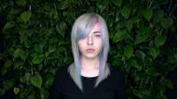 沙宣几何体技巧裁剪,个性的色彩染发程序,专业发型师的秘密