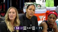 2019 WNBA  05 26 拉斯维加斯王牌VS洛杉矶火花