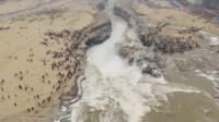 """我国长江惊现""""巨蟒"""",一夜吞噬6亿吨泥沙,美日:不可能!"""