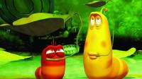 爆笑虫子 小黄大战僵尸虫 守卫家园