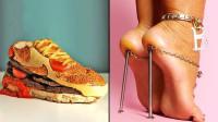 10款最奇葩的鞋子