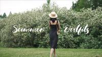 夏季简单色调穿搭 | 一些搭配思路 | Summer Outfits
