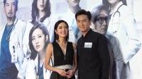 马国明否认差别对待港女 新剧角色自认很帅