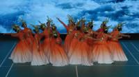 宝丰第二届农运会开幕式演出明之星舞蹈学校《我和我的祖国》