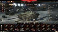 坦克世界T-55a我是只狼我只会进攻