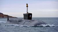 核潜艇的噪音,美国是95分贝,俄罗斯是100分贝,中国多少?