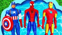 哇哦!超多动漫卡通人物!你都认识吗?睡衣小英雄汪汪队趣味玩具故事