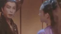 倩女幽魂 女神年轻时长的非常漂亮 演技也比现在的女演员好 这段戏份是影片中最精彩的
