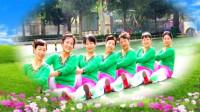 铜川花之韵广场舞《卓玛泉》原创正面演示教学