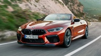2020 宝马 BMW M8 Convertible 首发宣传片