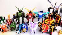 变形金刚超能战士系列Power Rangers恐龙战队机器人变形玩具
