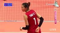 06.05 【香港站】中国vs荷兰(博斯)2019世界女排联赛