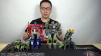 TF—圣贤的玩具分享489,TFC  STC-01B滚雷迷彩色擎天柱(下)