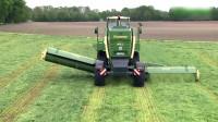 为啥说德国机械是世界顶级,看完这台除草机,我没疑问了
