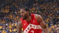 NBA 18/19赛季 季后赛总决赛第4回合 金州勇士VS多伦多猛龙