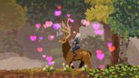 神秘泉水里发现一只俊美神鹿!【王国:两位君主】Ep02