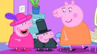 你所不知道的小猪佩奇创意比赛故事!为何猪爸爸身上都是花草呢?