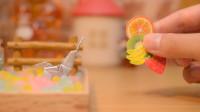 定格动画-奇迹食玩如何正确饲养一只折纸独角兽