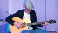 丹麦天才吉他手Casper Esmann 翻弹 辛德勒的名单 主题曲Theme from Schindler's List 卡马A1