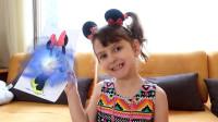 国外时尚美妆:妈妈给自己的女儿美妆成米老鼠,真太可爱了