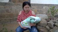 农村姑娘捡个弃婴,弃婴长大后却检查出不治之症,姑娘的做法感人