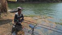 为什么说蔡贤水库是钓鱼人的天堂呢  看看摄像老师的鱼获