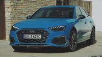 2019 奥迪 S4 V6 3.0 TDI - 内外饰及官方驾驶视频