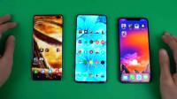 一加7 Pro S10Plus iPhoneXSMax游戏比较!